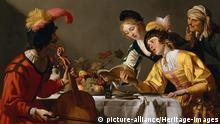 Konzert, ca 1627 - Gerrit van Honthorst (1590-1656).