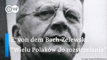 Projekt DW Polnisch Schuld ohne Sühne.