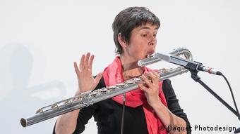 флейтистка из Кельна Ангелика Шеридан