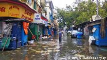 Amphan ravaged College Street Description: A waterlogged street in the book market of Kolkata Keywords: College Street; Book Market; Amphan; Water logging; Who is in the picture: Street scene When was it taken: May 2020 Where was it taken: Kolkata, India