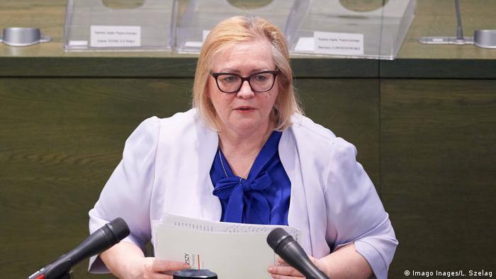 Malgorzata Manowska je nova predsjednica Vrhovnog suda u Poljskoj