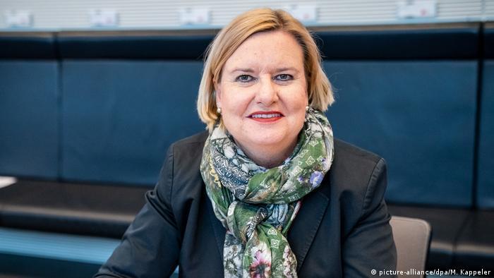 Neue Wehrbeauftragte Eva Högl: Antreten zum Zuhören