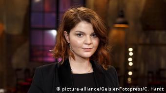 Sophie Passmann (picture-alliance/Geisler-Fotopress/C. Hardt)