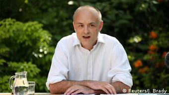 London PK Dominic Cummings Berater von Johnson (Reuters/J. Brady)