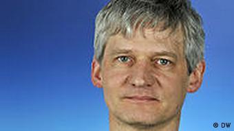 Stefan Nestler (Foto: DW/Per Henriksen)