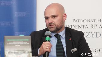 Doktor Łukasz Wolak