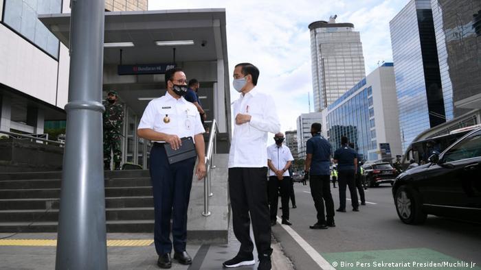 Indonesien PK Joko Widodo