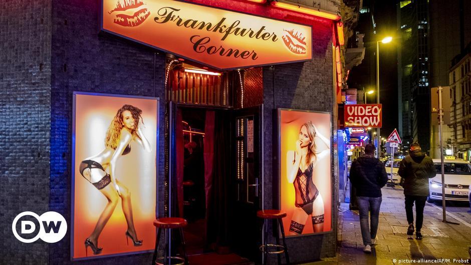 Redlight district frankfurt crazy sex