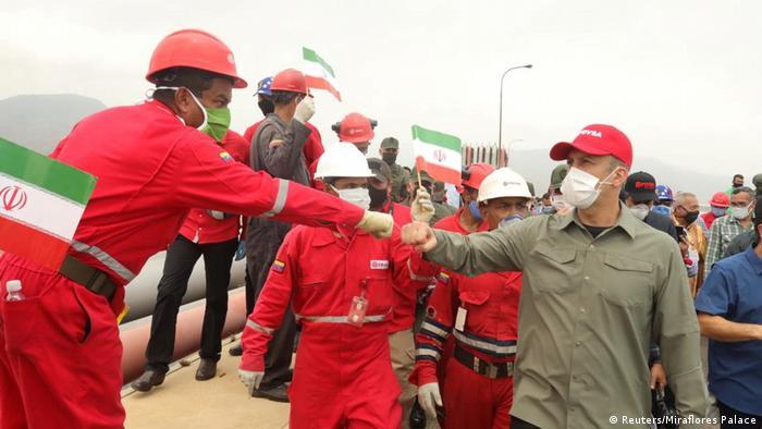 همکاریهای ایران و ونزوئلا در عرصه انرژی