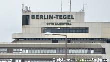 Deutschland Flughafen Berlin Tegel