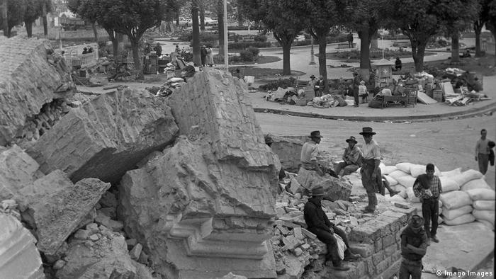 Los daños fueron severos en el Callejón de Huaylas (o valle del río Santa), sobre todo en Recuay, Huaraz, Carhuaz y Caraz.