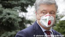 Ukraine, Kiew: Petro Poroshenko