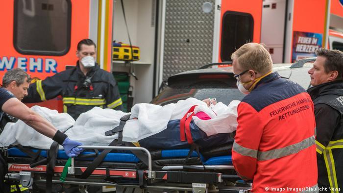 лікарі швидкої допомоги в гамбурзі