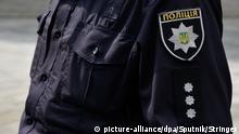 Ukraine Polizei