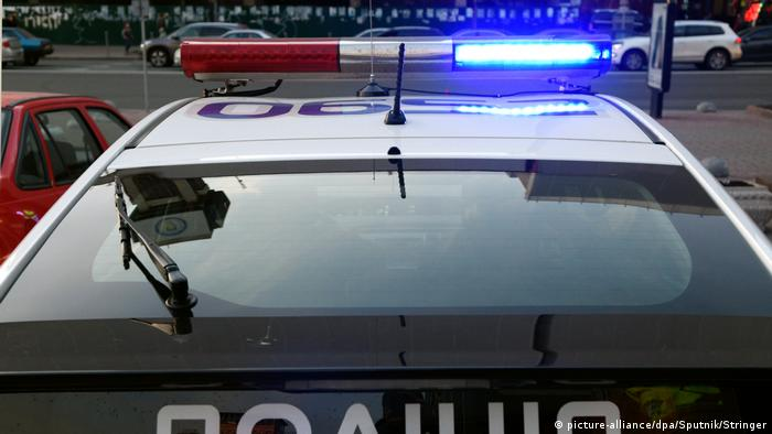 Автомобіль Національної поліції України