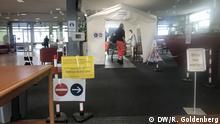 Reha Klinik in Essen Coronavirus Hygienmaßnahmen