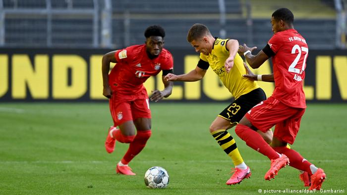 Bundesliga Borussia Dortmund - FC Bayern München Hazard