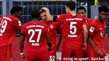 Bundesliga Borussia Dortmund v FC Bayern München Kimmich