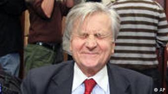 Treffen EU Finanzminister Brüssel Jean-Claude Trichet
