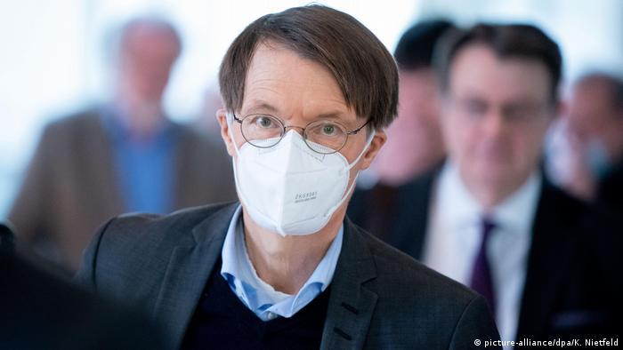Лекар по образование: депутатът от ГСДП Карл Лаутербах