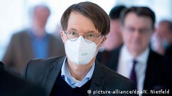 Карл Лаутербах, эксперт по вопросам медицины парламентской фракции СДПГ