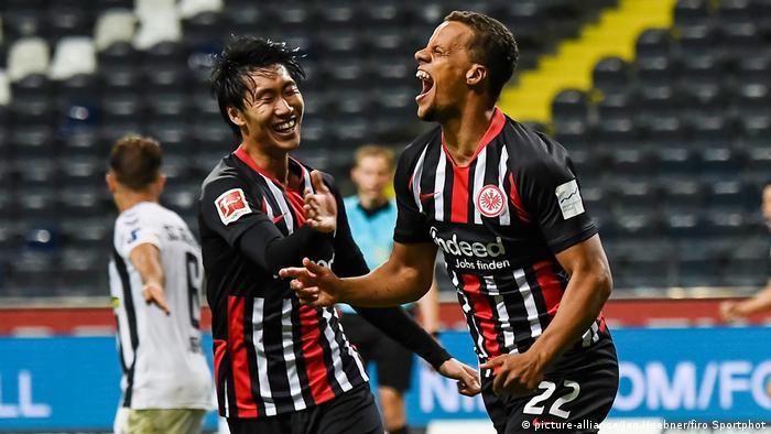 Deutschland Fußball Bundesliga | Eintracht Frankfurt - SC Freiburg