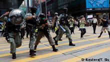 Hongkong Protest Sicherheitsgesetz