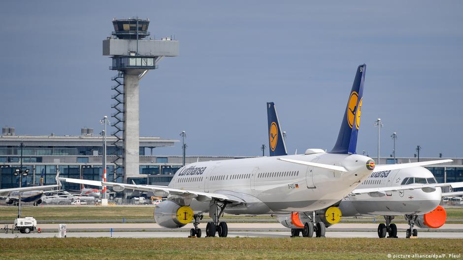 Руководство Lufthansa не исключает возможность банкротства концерна | DW | 29.05.2020