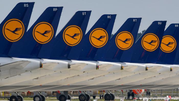 Наглядова рада Lufthansa поки відклала схвалення пакета держдопомоги