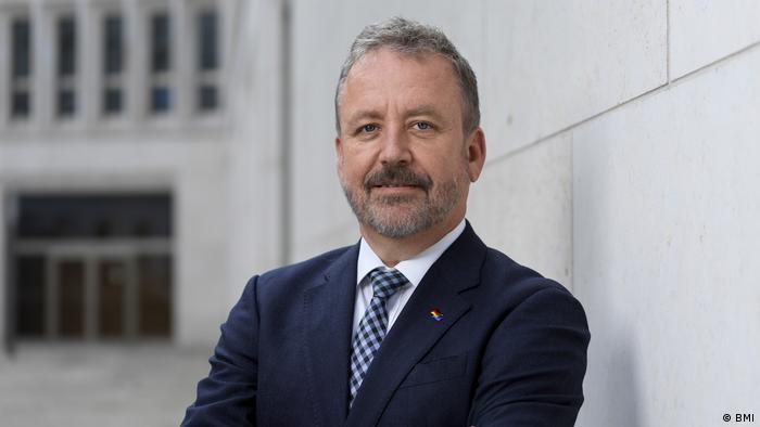 Bernd Fabritius, Beauftragter der Bundesregierung für Aussiedlerfragen