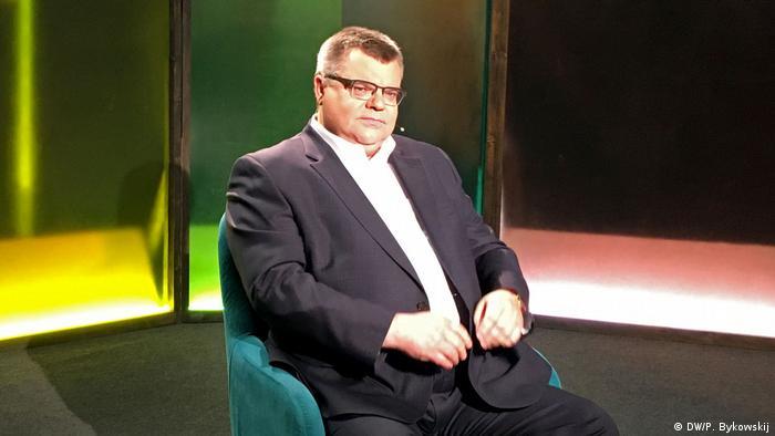Бывший глава Белгазпромбанка, а ныне оппозиционер Виктор Бабарико
