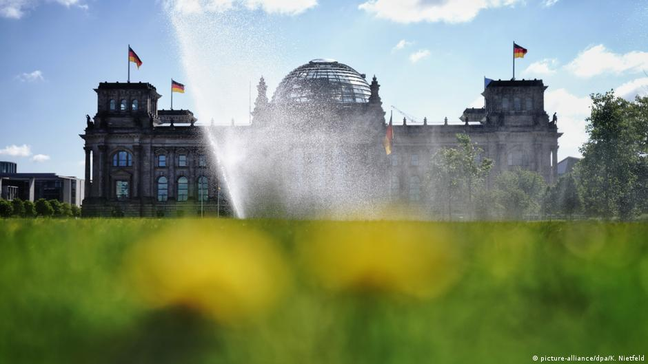 Germany is top-rated global power for 3rd straight year