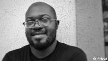 Niegarianischer Schriftsteller - Richard Ali (Privat)