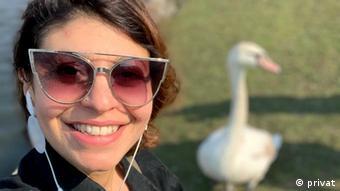 علياء أسعد، مديرة إنتاج في مجال التكنولوجيا ببرلين