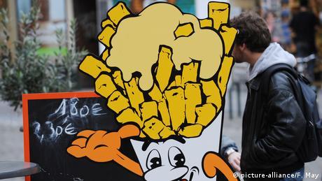 Βελγική καμπάνια: Τρώτε περισσότερες πατάτες!