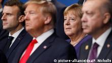 Nato-Gipfel in Großbritannien