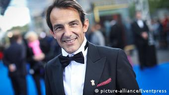Actor Hans-Werner Meyer