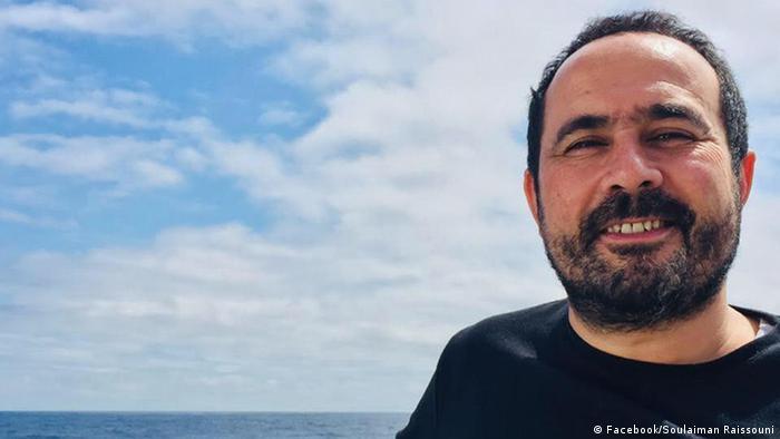 الصحفي المغربي سليمان الريسوني رئيس تحرير صحيفة أخبار اليوم