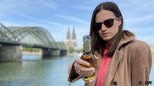 Copyright: DW. Darauf: Rachel Stewart, Meet the Germans, Film und Fernsehen in Deutschland.