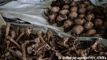 Frankreich, Paris: Anhörung von Felicien Kabuga zum Völkermord von Ruanda