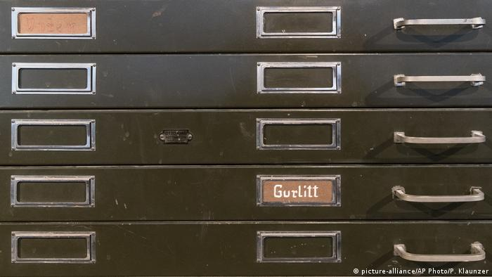 Акты по делу о коллекции Гурлитта