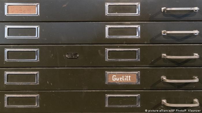 Gurlitt metal drawer