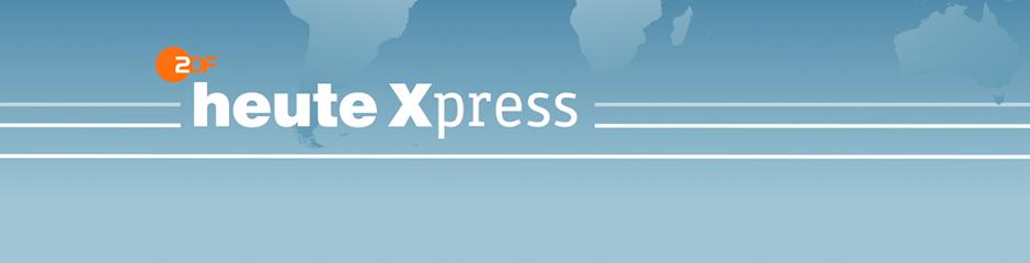 ZDF Heute Xpress Brandingbanner Program Guide