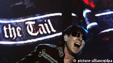 Scorpions Auftritt in Prag Sting in the Tail