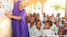 Almajiri-Kinder in Westafrika