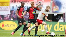 Fußball 1. Bundesliga RB Leipzig - Hertha BSC Berlin (picture-alliance/Picture Point/R. Petzsche)