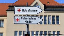 Deutschland Klinikum München Schwabing.