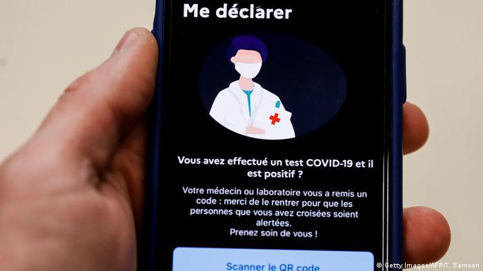 Francuska aplikacija se zove StopCovid