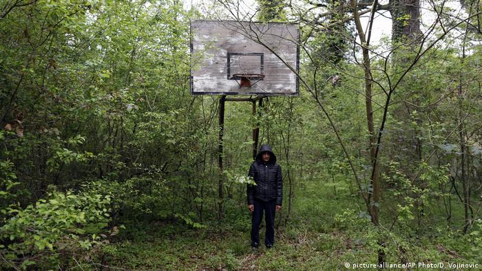 Teren za košarku u Principovcu
