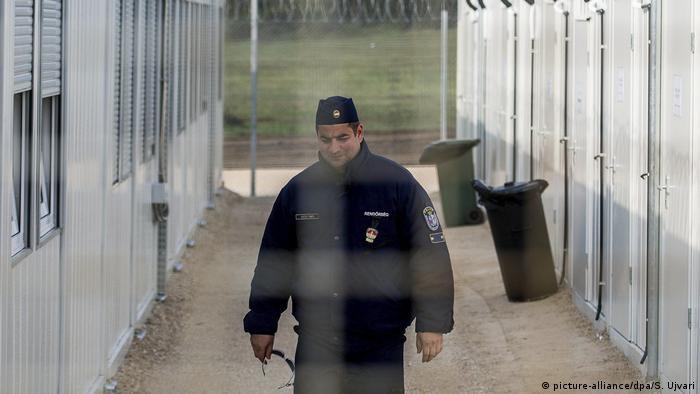 Obóz przejściowy w pobliżu miejscowości Tompa na granicy Węgier z Serbią został zamknięty w maju 2020 r.